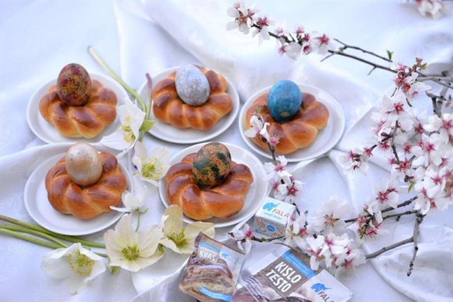 Velikonočni recept: Gnezdeca