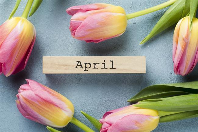 NUMEROLOGIJA: Kaj nam prinaša april?