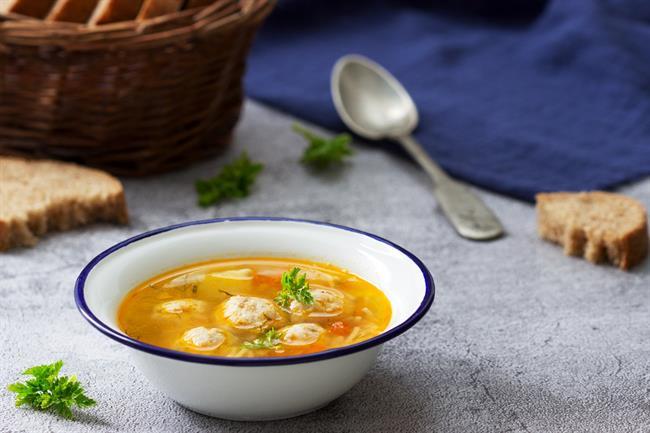 Naredite sami: Kocke za domačo juho