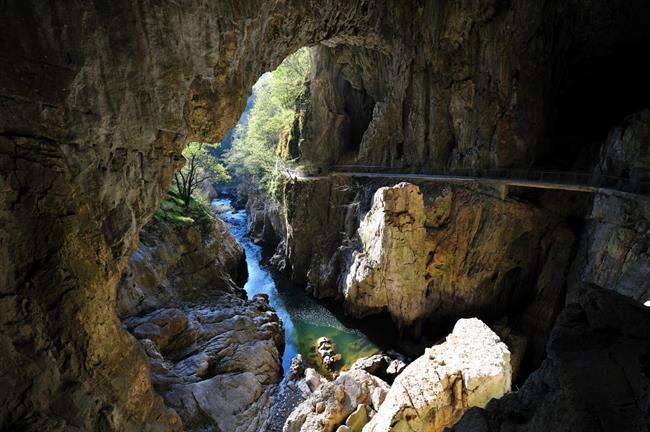 IDEJA ZA IZLET: Škocjanske jame