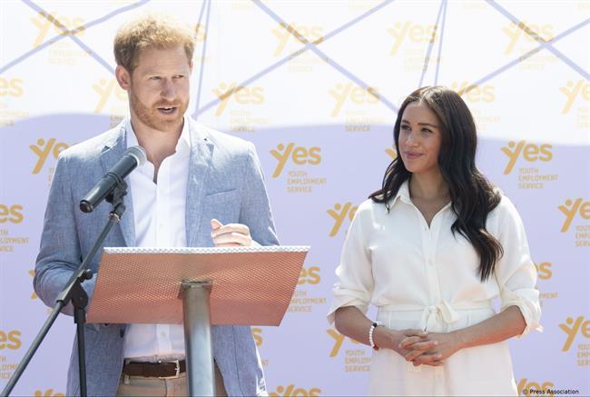Princ Harry v skrbeh za življenje svoje Meghan