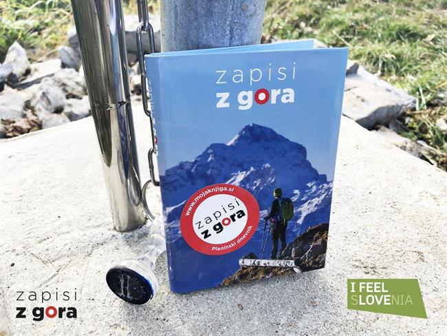 Zbirajte vtise in spomine s slovenskih vrhov