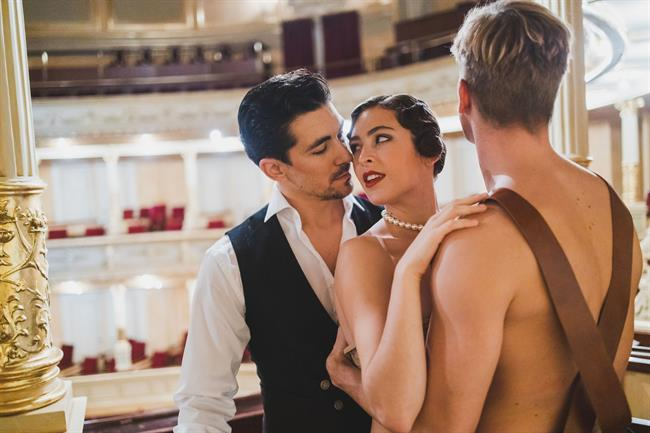 Na oder ljubljanske Opere prihaja balet Veliki Gatsby